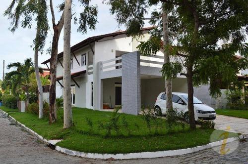casa residencial à venda, altiplano cabo branco, joão pessoa. - ca1410