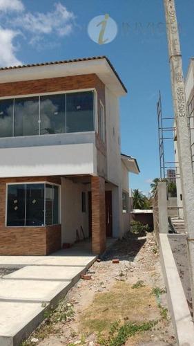 casa residencial à venda, altiplano, joão pessoa. - ca1304