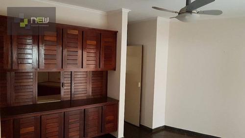 casa residencial à venda, alto da boa vista, ribeirão preto. - ca0483