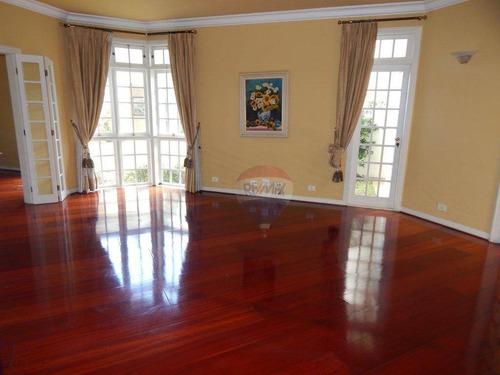 casa residencial à venda, alto da boa vista, são paulo - ca0222. - ca0222