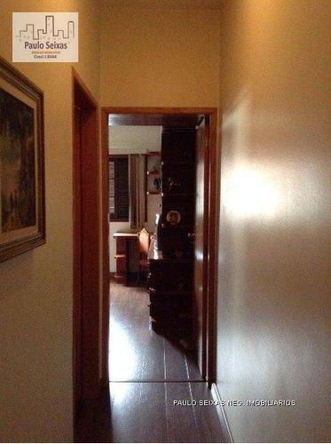 casa residencial à venda, alto da lapa, são paulo. - ca0035