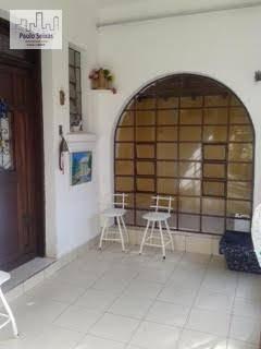 casa residencial à venda, alto da lapa, são paulo. - ca0054