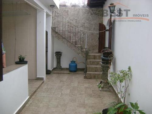 casa residencial à venda, alto da lapa, são paulo. - ca0454