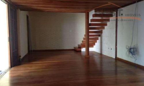 casa residencial à venda, alto da lapa, são paulo. - ca0713