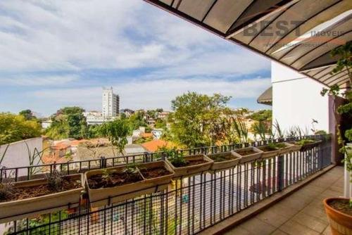 casa residencial à venda, alto da lapa, são paulo - ca0801. - ca0801