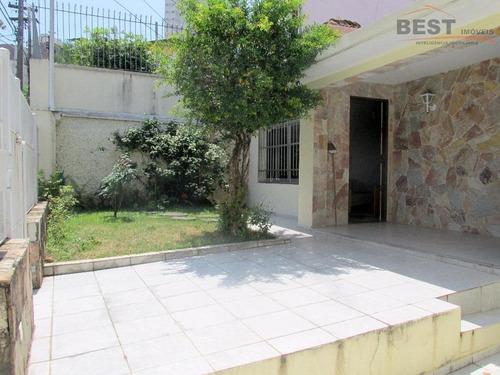 casa residencial à venda, alto da lapa, são paulo. - ca0960