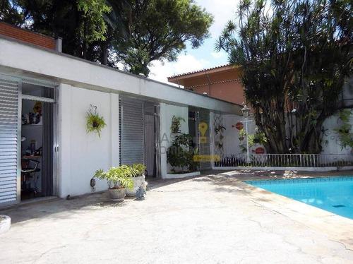 casa residencial à venda, alto de pinheiros, são paulo. - ca0159