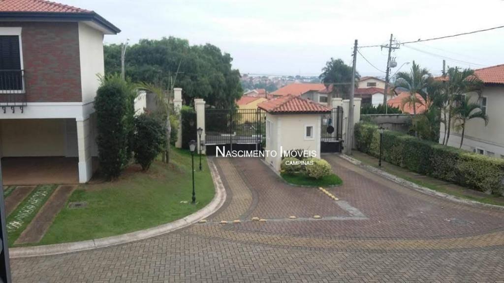 casa residencial à venda, alto taquaral, campinas. - ca0301
