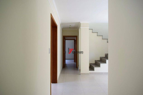 casa residencial à venda, altos da floresta, atibaia. - ca1448