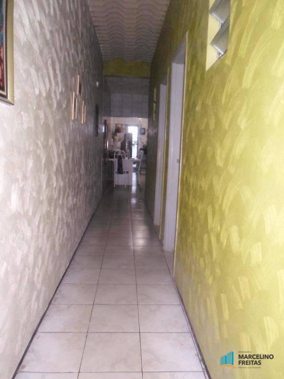 casa residencial à venda, álvaro weyne, fortaleza - ca1135. - ca1135