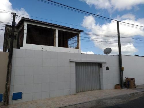 casa residencial à venda, álvaro weyne, fortaleza. - ca1238