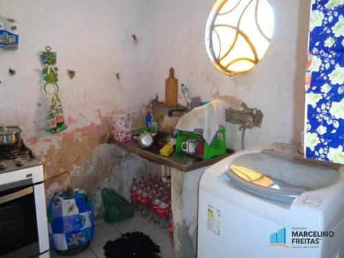 casa residencial à venda, álvaro weyne, fortaleza. - codigo: ca1366 - ca1366