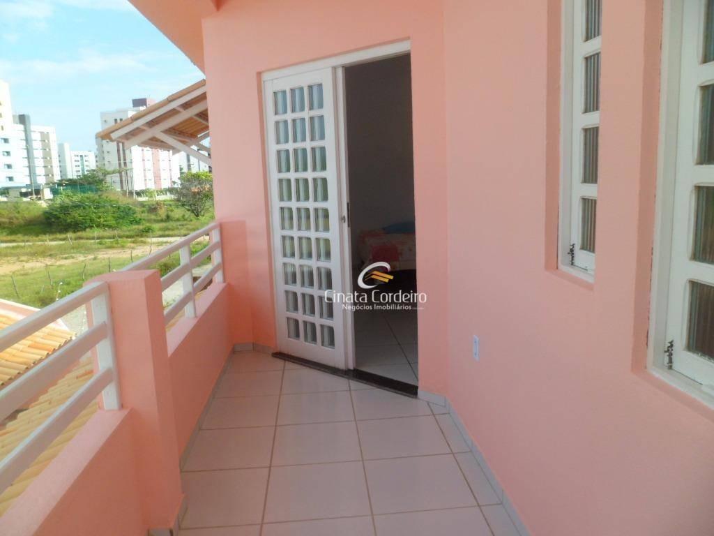 casa  residencial à venda, amazônia park, cabedelo. - ca0022