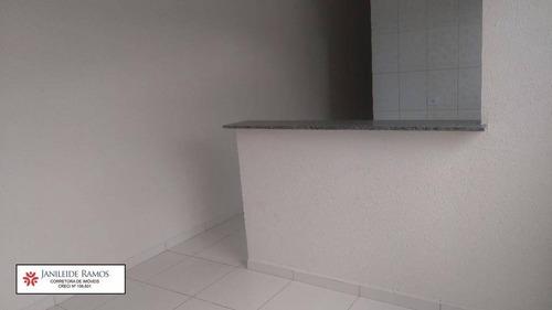 casa residencial à venda, américa, itanhaém. - ca0342