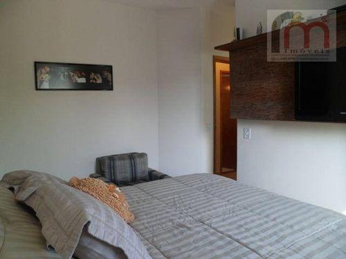 casa  residencial à venda, aparecida, santos. - codigo: ca0168 - ca0168