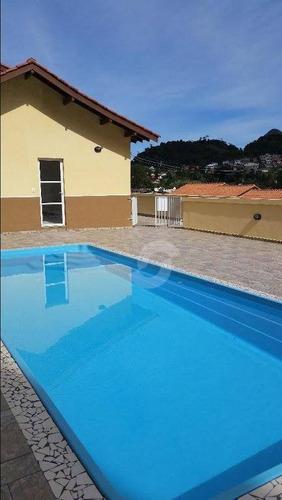 casa residencial à venda, araras, teresópolis - ca1252. - ca1252