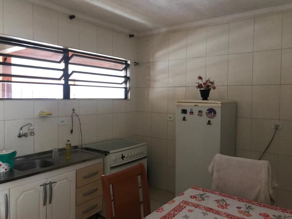 casa residencial à venda, assunção, são bernardo do campo. - ca0161