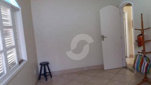 casa residencial à venda, atalaia, niterói. - ca1142