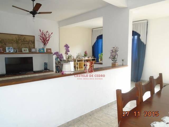 casa  residencial à venda, aviação, praia grande. - ca0069