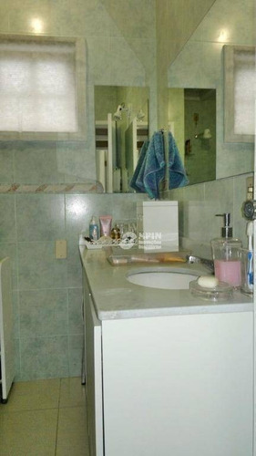 casa residencial à venda, badu, niterói. - ca0239