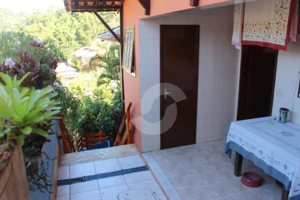 casa residencial à venda, badu, niterói. - ca1040