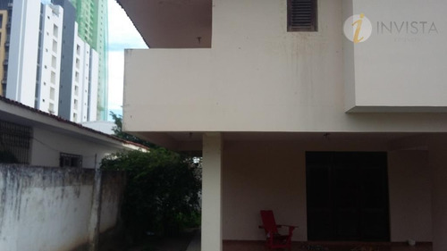 casa residencial à venda, bairro dos estados, joão pessoa - ca0564. - ca0564