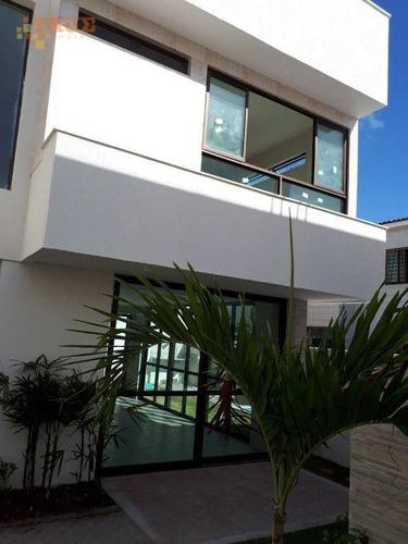 casa residencial à venda, bairro novo, olinda. - ca0173