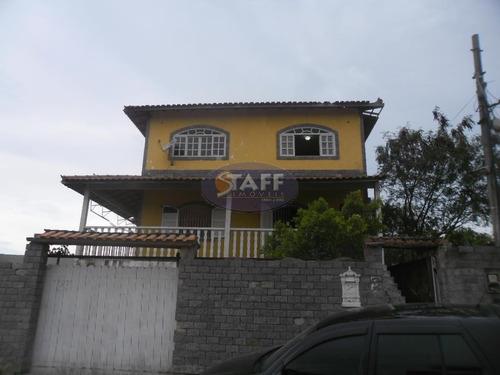 casa residencial à venda, baixo grande, são pedro da aldeia. - ca0274