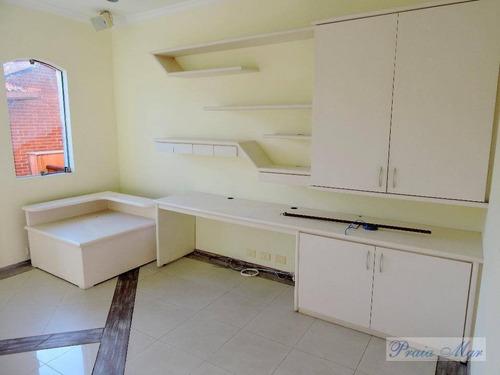 casa residencial à venda, balneário cidade atlântica, guarujá. - ca0029