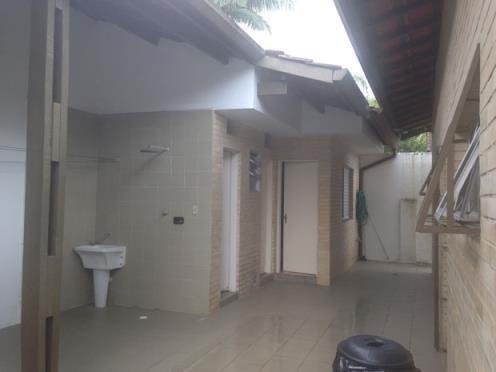 casa residencial à venda, balneário flórida, praia grande. - ca0048