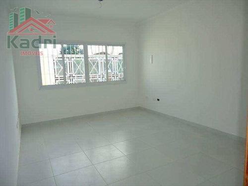 casa residencial à venda, balneário flórida, praia grande. - ca0158