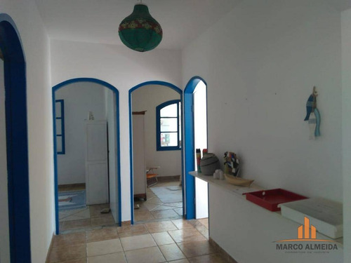 casa residencial à venda, balneário gaivota, itanhaém. - ca0195
