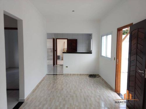 casa residencial à venda, balneário jardim de itanhaém (f/grandesp), itanhaém. - ca0179