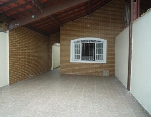 casa residencial à venda, balneário maracanã, praia grande. - ca0029