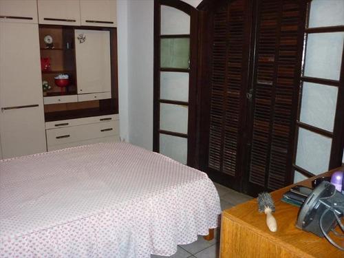 casa residencial à venda, balneário maracanã, praia grande - ca0057. - ca0057