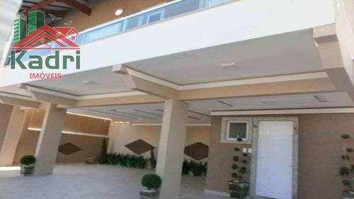 casa residencial à venda, balneário maracanã, praia grande. - ca0112
