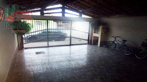 casa residencial à venda, balneário maracanã, praia grande. - ca0200