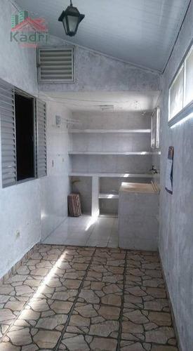 casa residencial à venda, balneário maracanã, praia grande. - ca0241