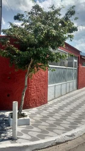 casa residencial à venda, balneário maracanã, praia grande. - ca0623