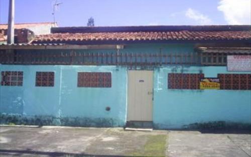casa residencial à venda, balneário maracanã, praia grande - ca1229