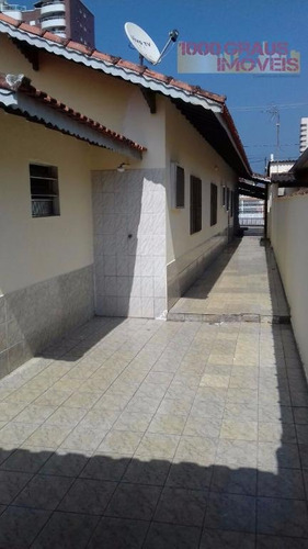 casa residencial à venda, balneário maracanã, praia grande. - codigo: ca0084 - ca0084