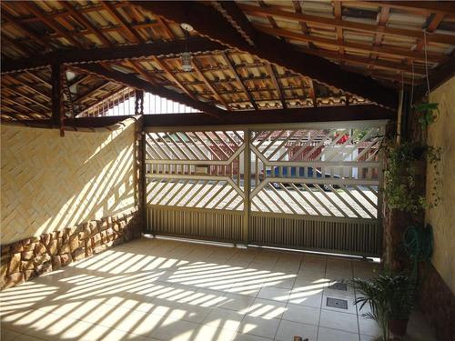 casa residencial à venda, balneário maracanã, praia grande. - codigo: ca1216 - ca1216