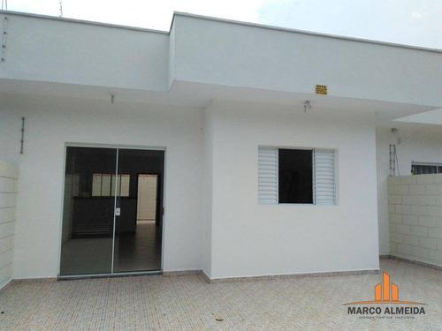 casa residencial à venda, balneario raul cury, itanhaém. - ca0112