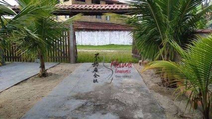 casa residencial à venda, balneário são januário, ilha comprida. - ca0741