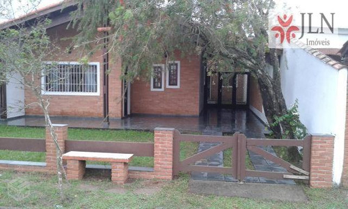 casa  residencial à venda, balneário tropical, itanhaém. - ca0201