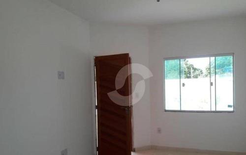 casa residencial à venda, bananal (ponta negra), maricá. - ca1020