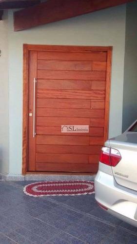 casa residencial à venda, barão geraldo, campinas. - ca0241