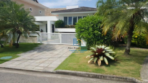 casa residencial à venda, barra da tijuca, rio de janeiro. - ca0080