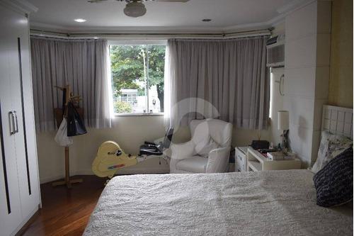 casa residencial à venda, barra da tijuca, rio de janeiro. - ca1130
