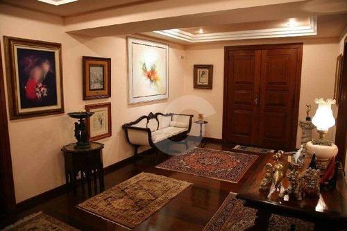 casa residencial à venda, barra da tijuca, rio de janeiro. - ca1488